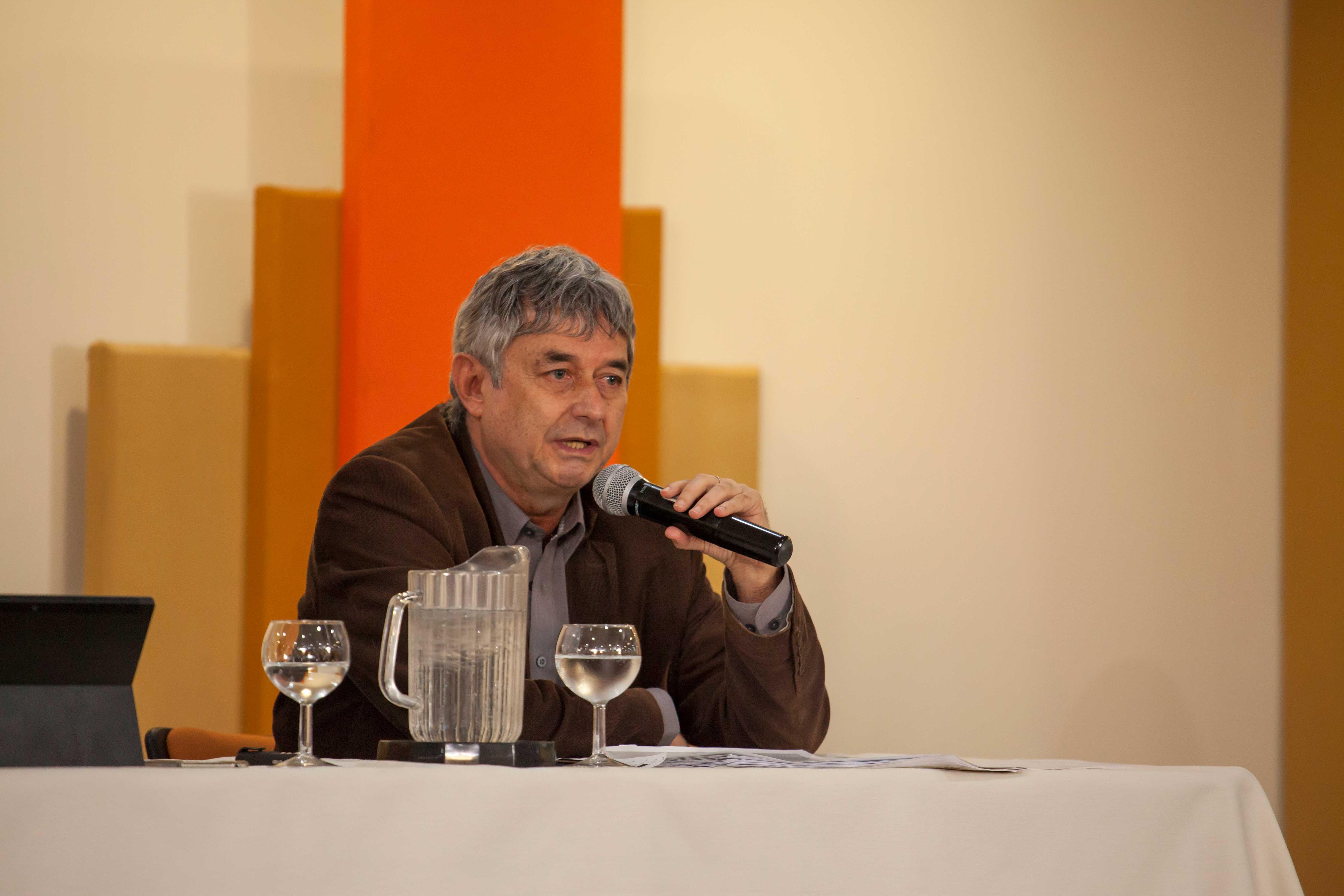 Luis Guillermo Pardo, Sociólogo experto en conflicto urbano.