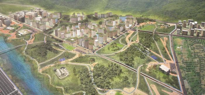 Render Planeación - Lagos de Torca