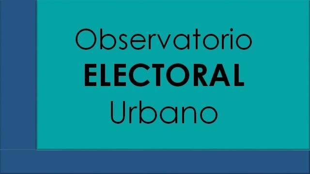 Observatorio Electoral Urbano: Resultados de la encuesta Invamer acerca de la intención de voto para alcaldes de las principales ciudades.