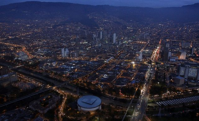 Medellín sede del Foro Económico Mundial para América Latina 2016