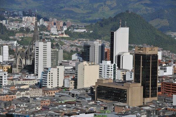 Foto tomada de la Alcaldía de Manizales