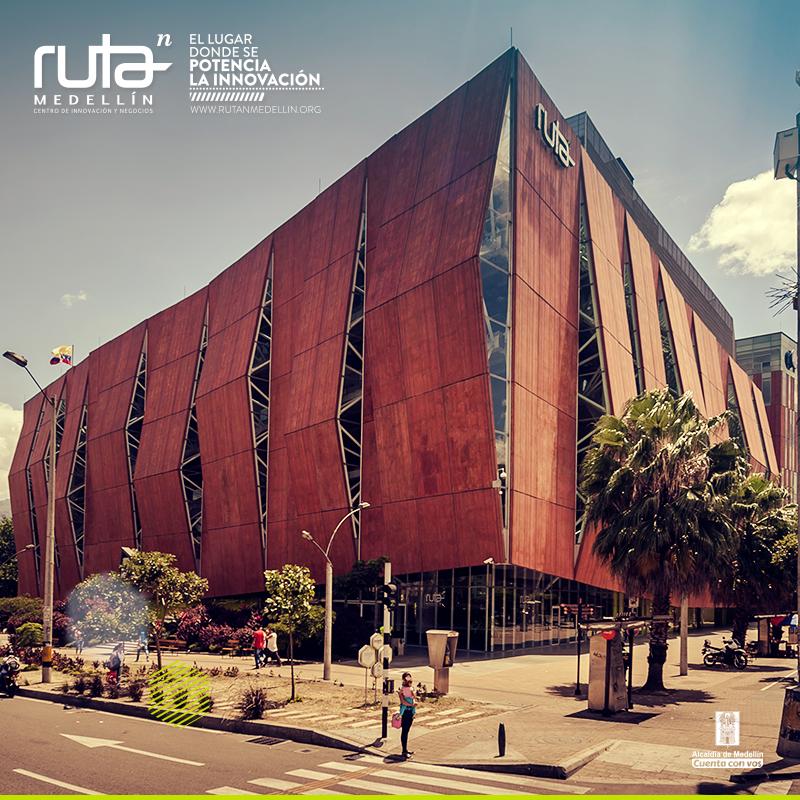 El centro se ubicará en la Ruta N de Medellín, e iniciará labores el 31 de marzo de 2019. Foto tomada de https://www.rutanmedellin.org/es/