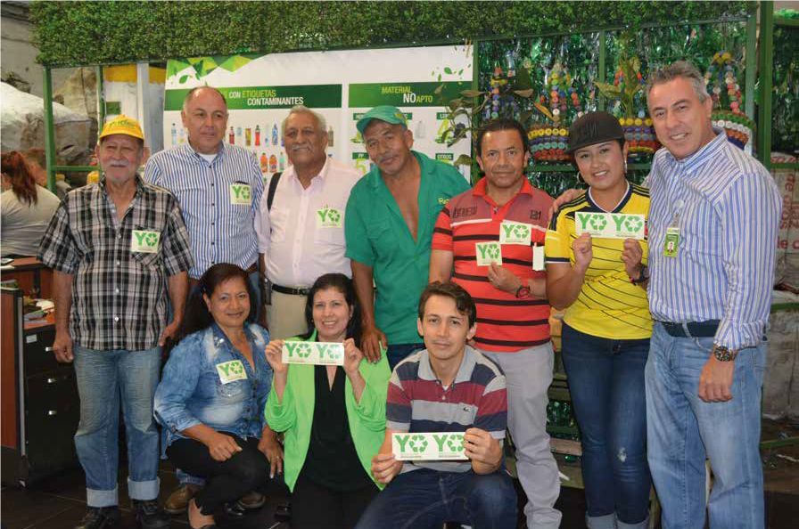 Mesa Ambiental del Valle de Aburrá en capacitación con Ekored - Olga García