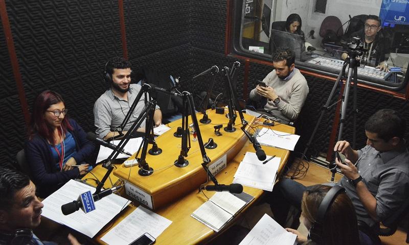 Observatorio de Gobierno Urbano - UN Radio / Foto Unimedios