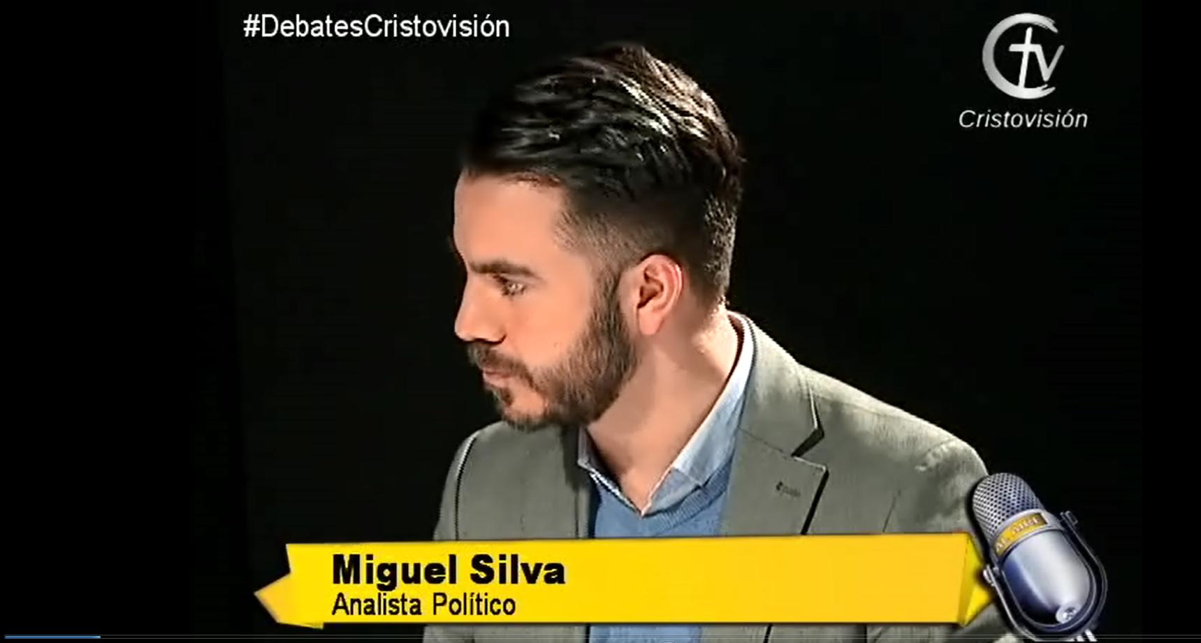 Profesor Miguel Silva Moyano