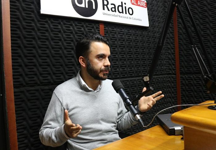 Miguel Andrés Silva Moyano