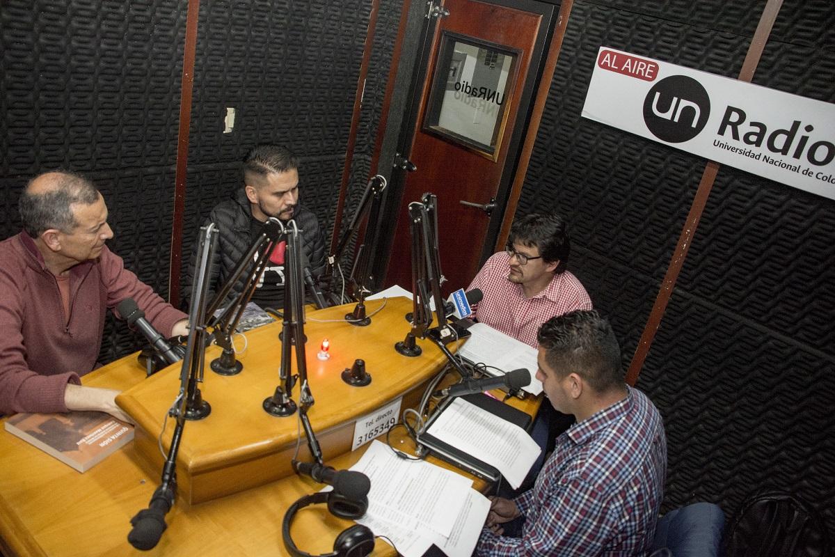 Programa Observatorio Gobierno Urbano / Escúchenos todos los miércoles desde las 6:00 p.m. en UN Radio
