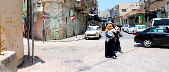Asentamiento palestino