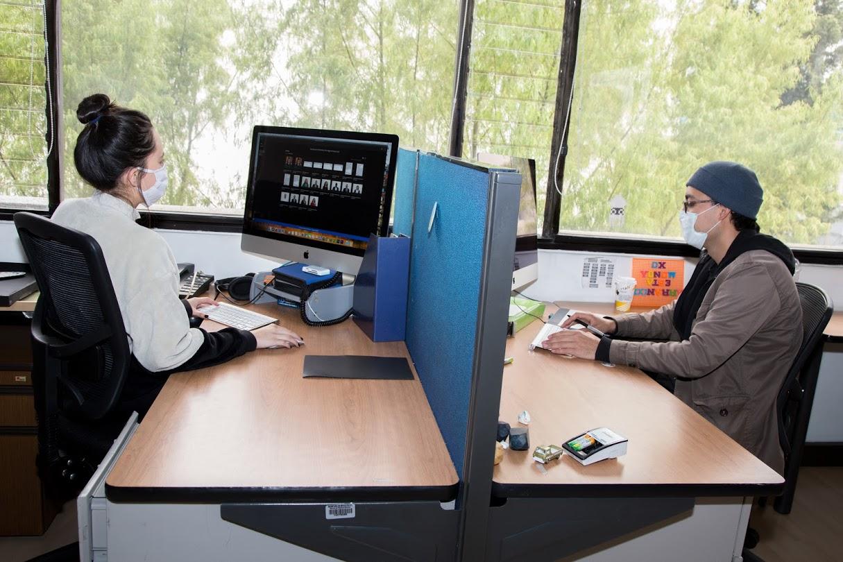 Una buena ventilación de los espacios podría disminuir el riesgo de contagio / Foto referencial Secretaría Distrital de Educación