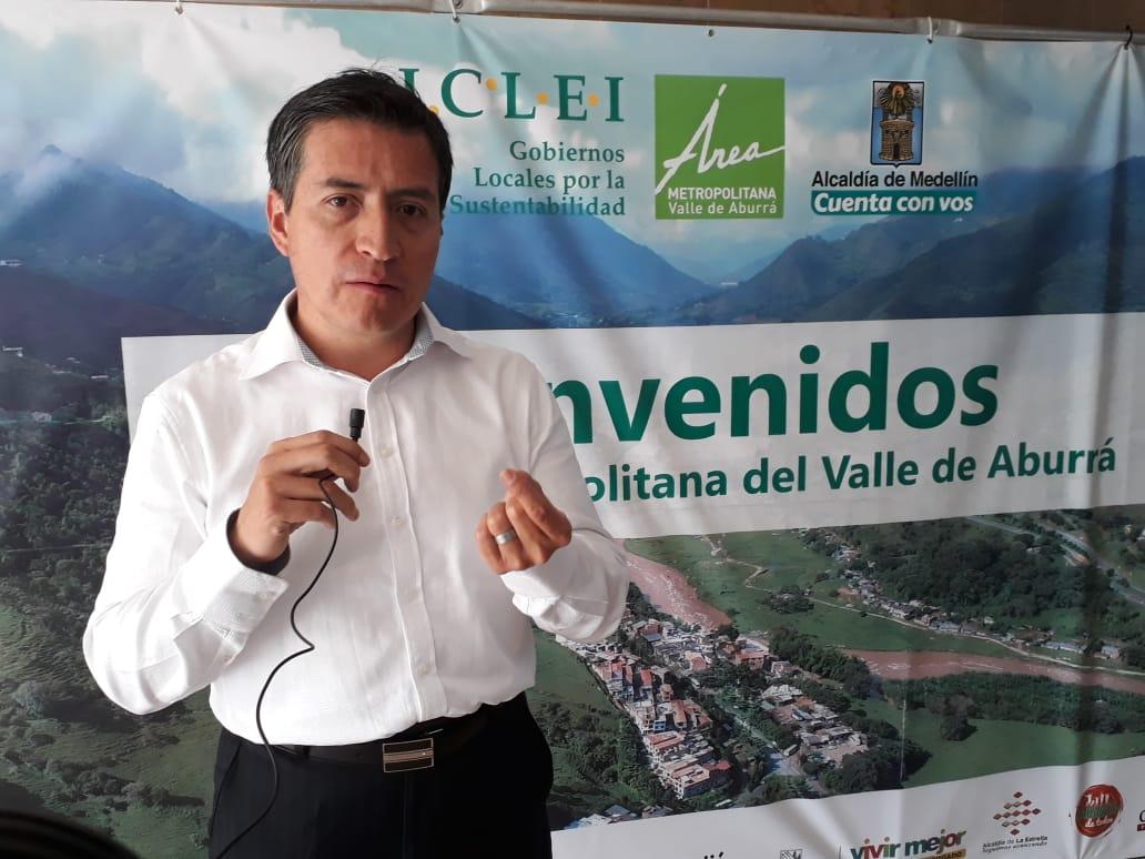 Pablo Aguilar, abogado urbanístico y ambiental / Foto IEU