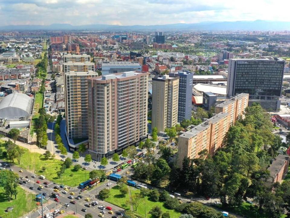 Plan parcial de renovación urbana, centro de Bogotá / Foto Alcaldía de Bogotá