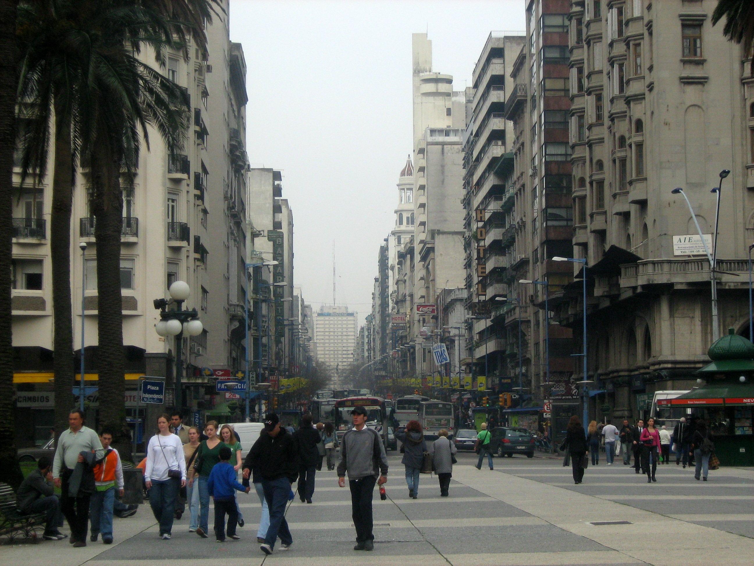 Montevideo, Uruguay / Foto Wikipedia