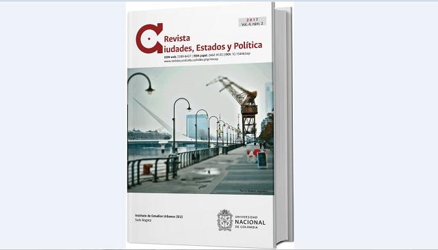Editorial Revista Ciudades, Estados y Política del IEU (Volumen 4, número 2, 2017)