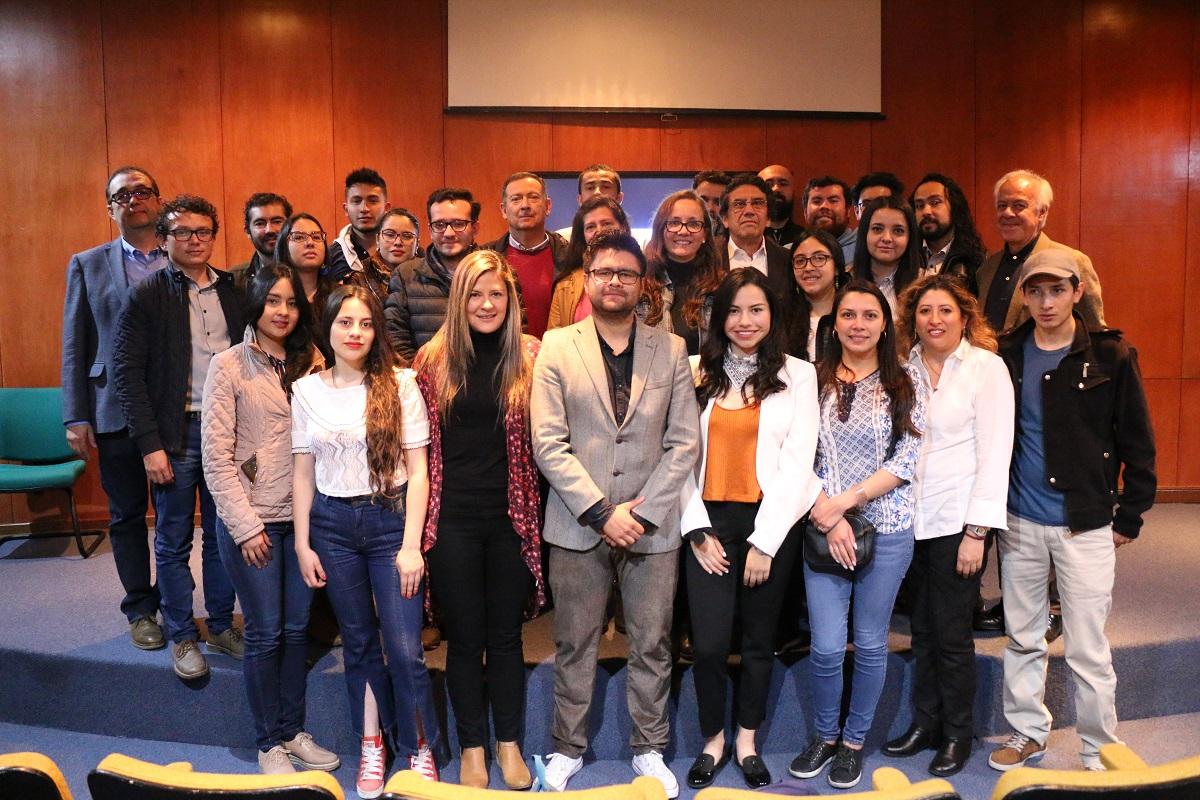 Primera cohorte de la Maestría Gobierno Urbano 2019 - II / Foto IEU