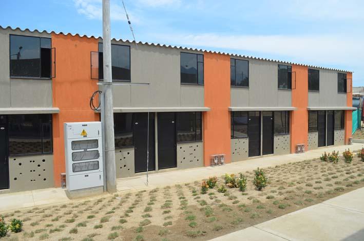 Urbanización Ciudad Equidad en Santa Marta /Foto tomada de elinformador.com