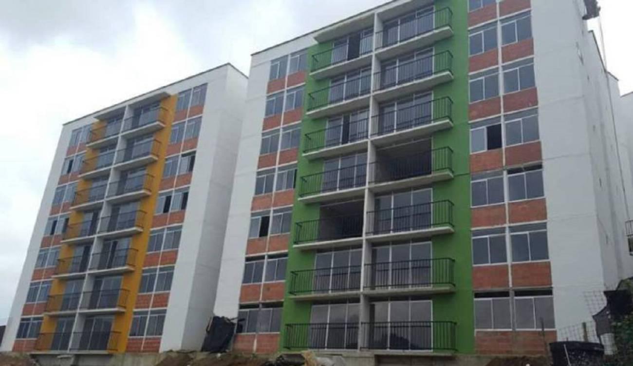 Proyecto de vivienda en Manizales / foto Alcaldía