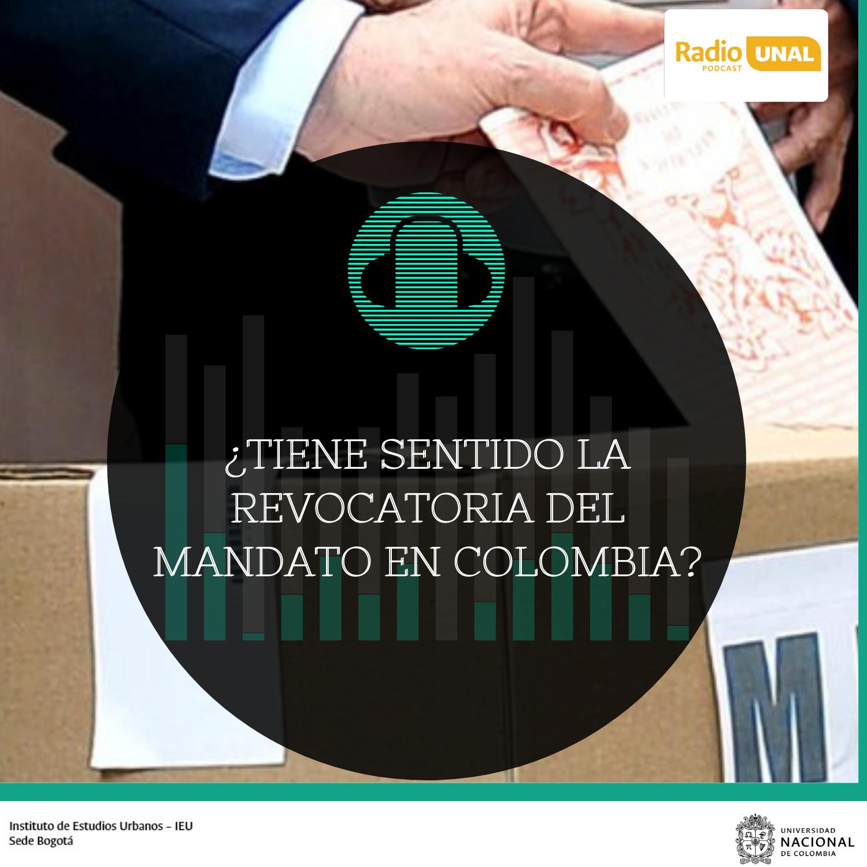 #SomosRadioUNALPodcast Relatos de Gobierno Urbano