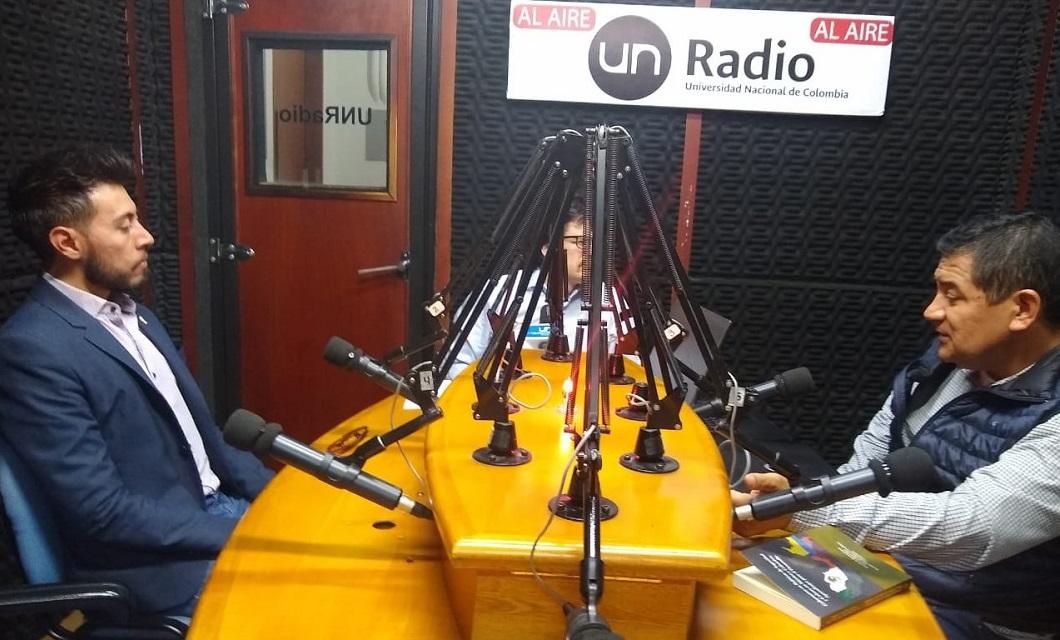 Observatorio Gobierno Urbano se emite todos los miércoles a las 6:00 p.m. por UN Radio 98.5 FM