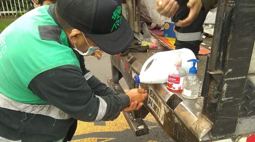 Foto tomada de Alianza Global de Recicladores / https://globalrec.org/es/