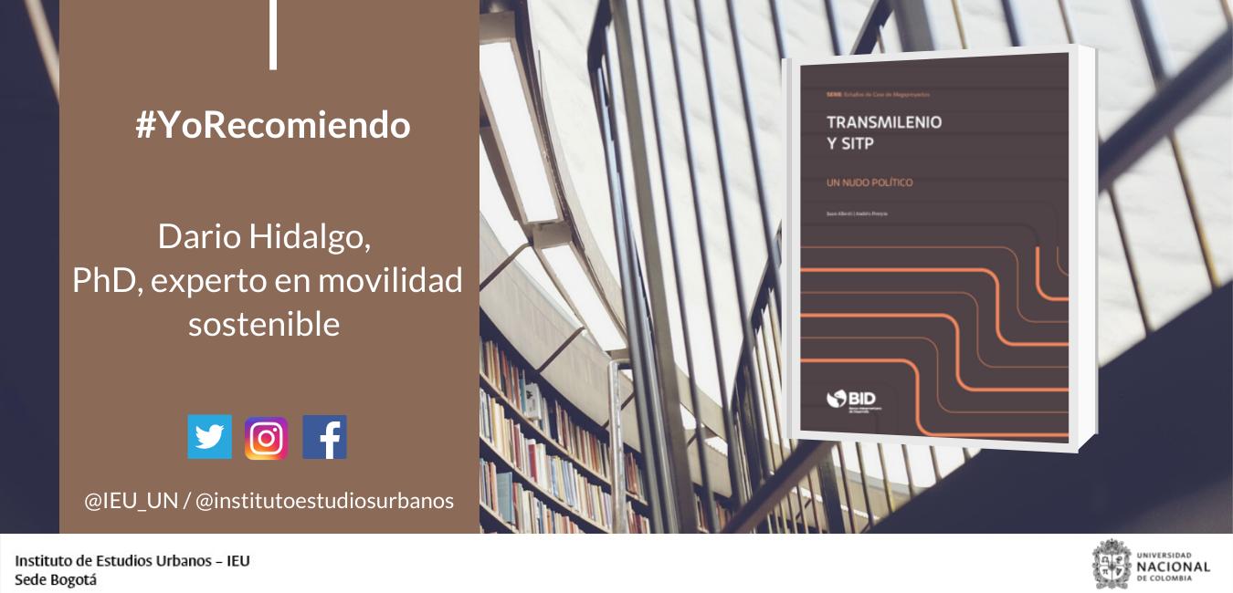 #YoRecomiendo Transmilenio y SITP: Un nudo político
