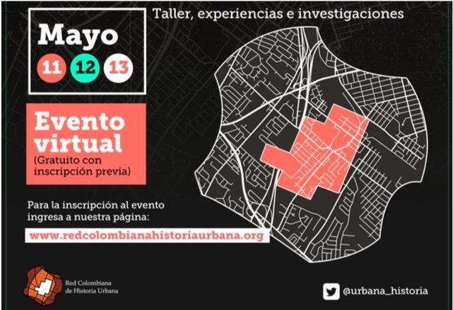 IV Encuentro de la Red Colombiana de Historia Urbana