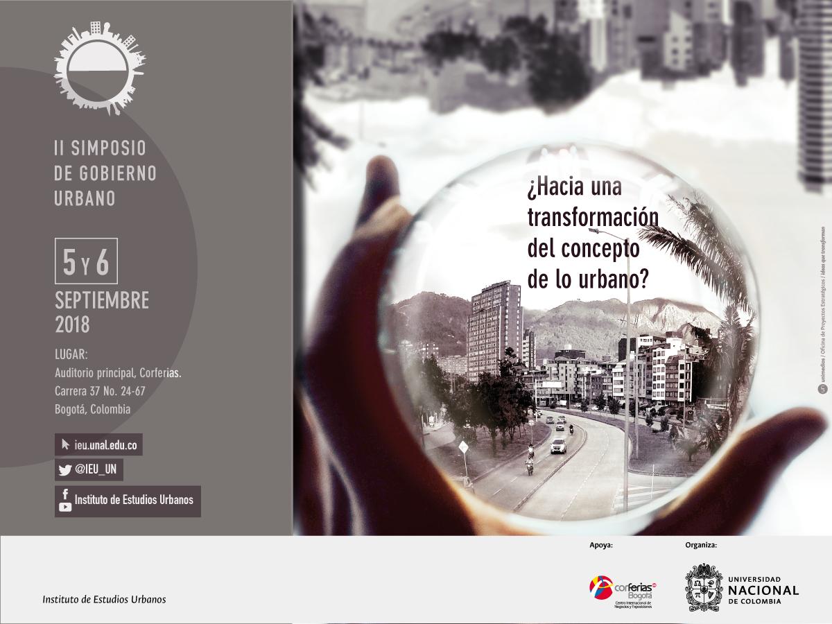 II Simposio de Gobierno Urbano