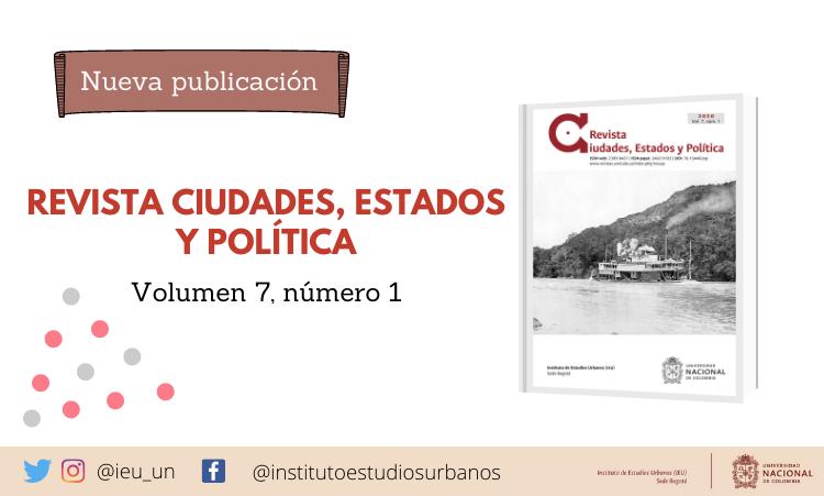 Revista Ciudades, Estados y Política
