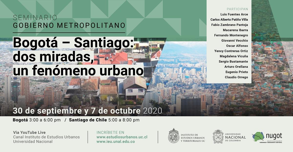 #SeminarioBogotáSantiago