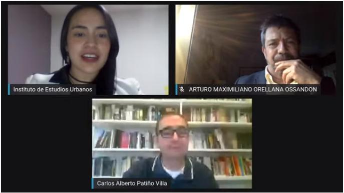 Seminario Gobierno Metropolitano Bogotá Santiago: dos miradas, un fenómeno urbano