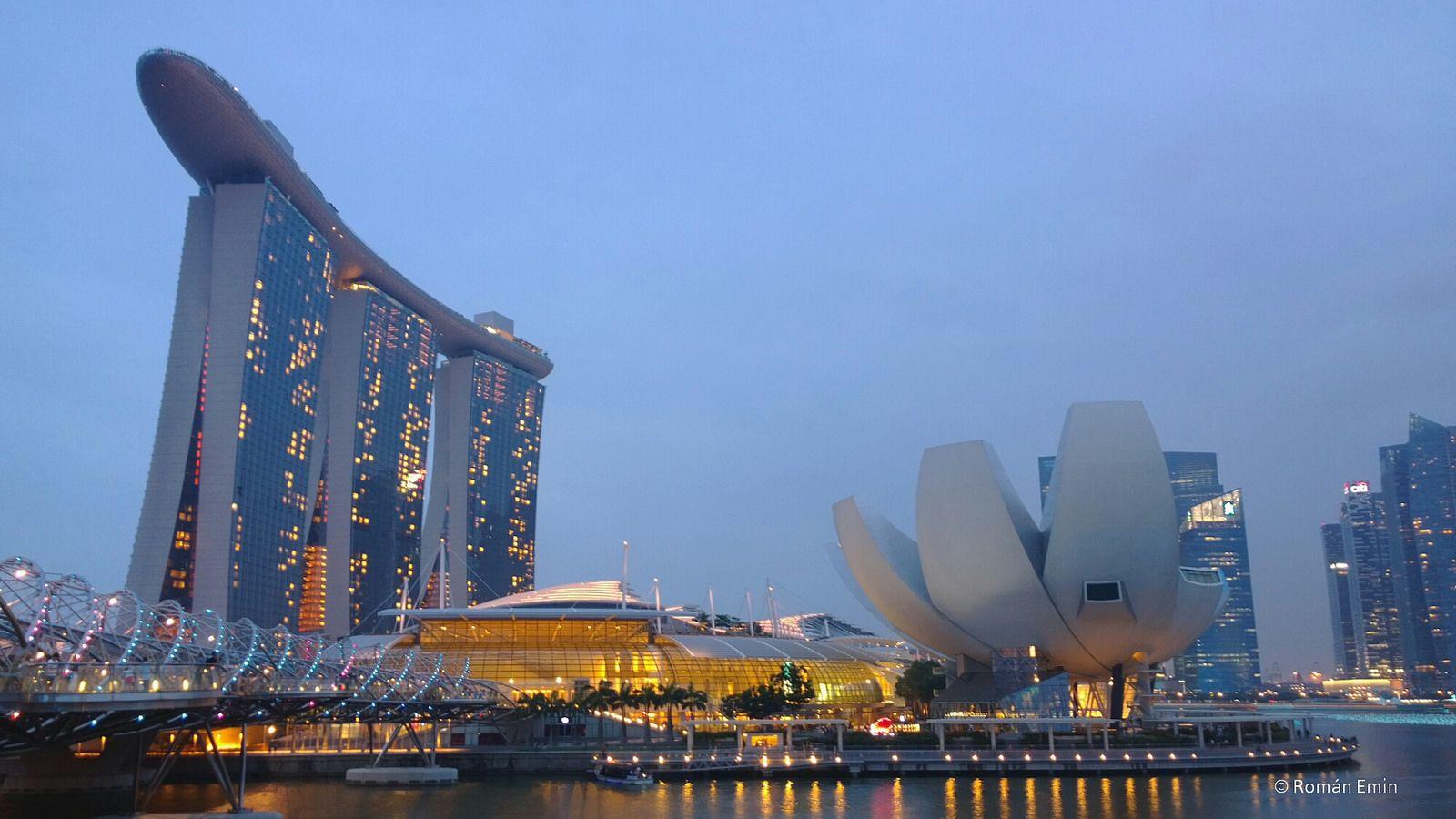 Singapur. Foto: CreativeCommons.Flickr/RománEmin