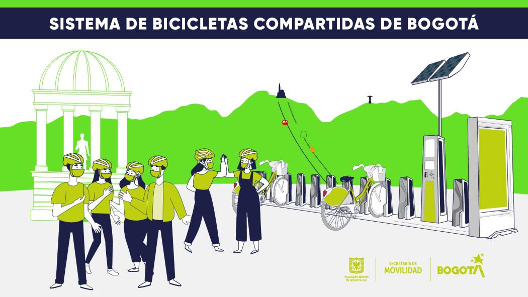 Imagen de la Secretaría de Movilidad de Bogotá