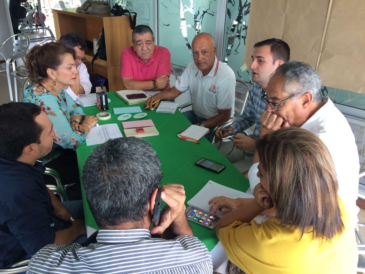 Diálogos Ciudadanos: Taller de Gobernabilidad