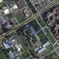 Nueva ubicación física del Centro de Documentación