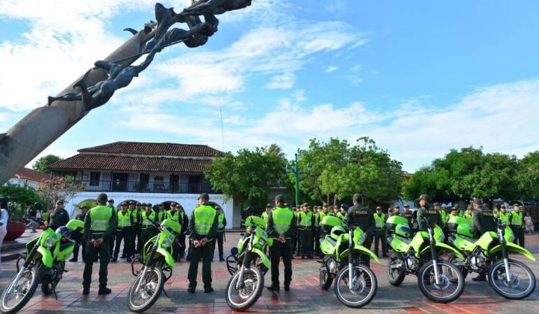 Policía de Valledupar