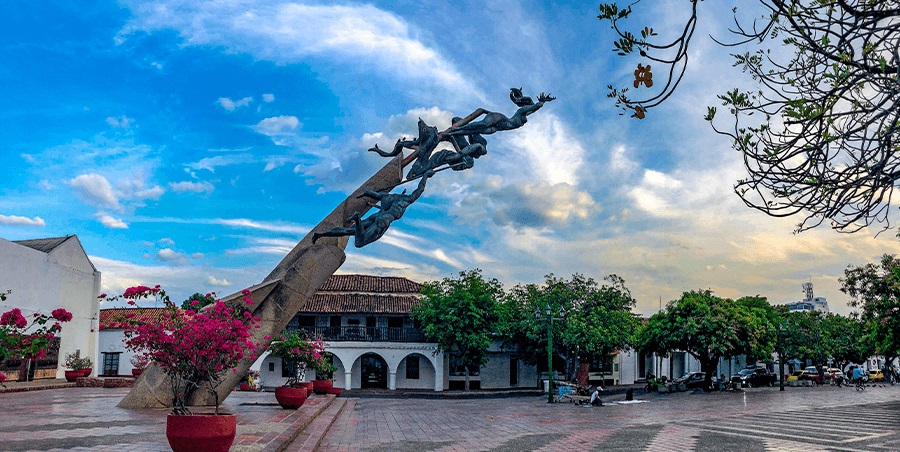 Valledupar / Foto JaimePorElMundo / Tomada de ProColombia