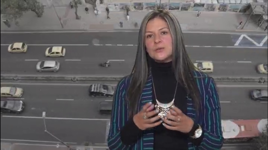 Yency Contreras, entrevista UN Periódico