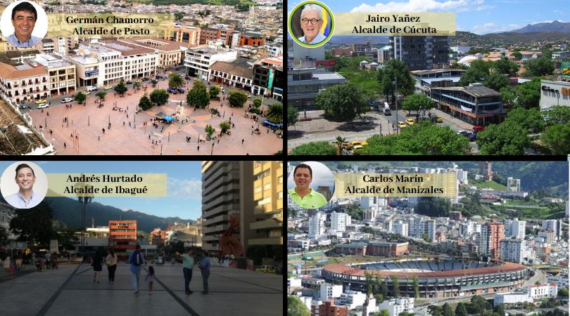 Ciudades intermedias: retos del gobierno urbano en Pasto, Cúcuta, Ibagué y Manizales