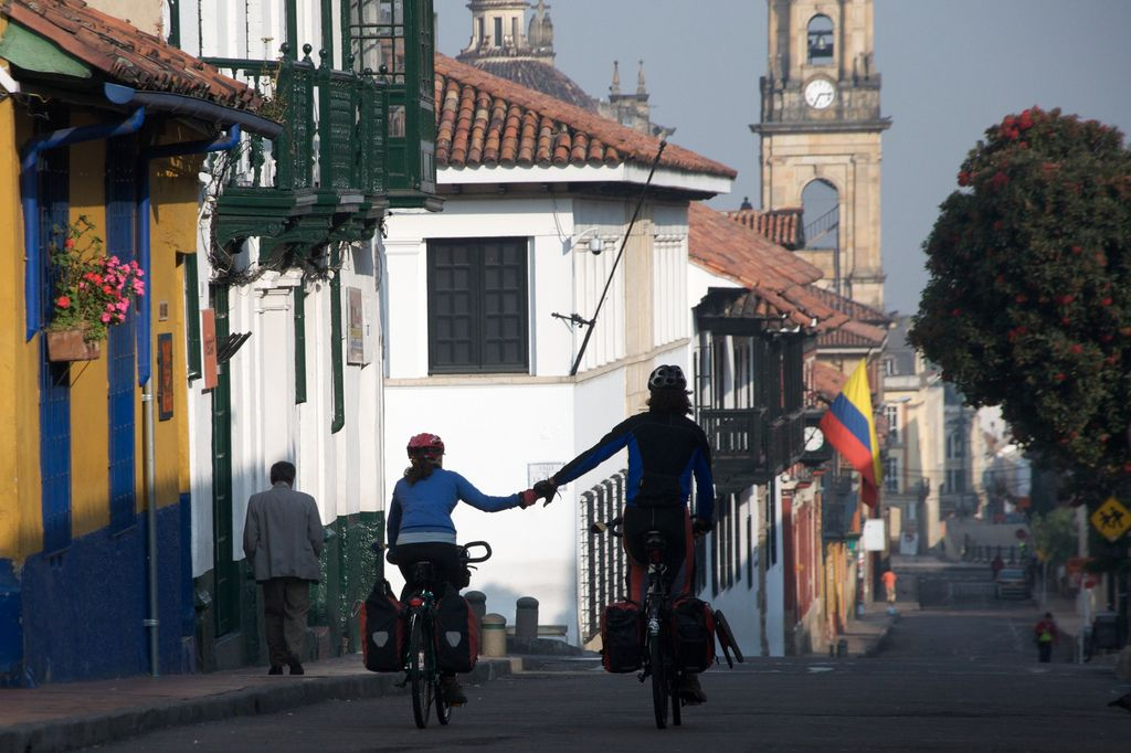 Foto: Barrio la Candelaria. CreativeCommons.Flickr/Oisisprendilville