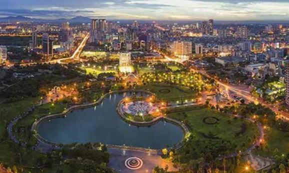 Hanoi es la capital administrativa y económica de Vietnam
