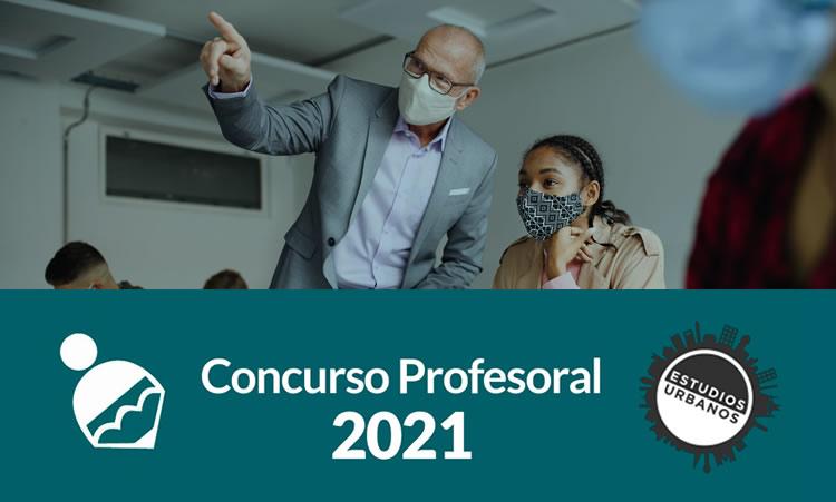 CONCURSO PROFESORAL 2021